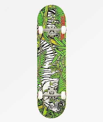 "Primitive Rodriguez Jungle Cat 7.8"" completo de skate"