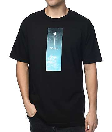 Primitive Stellar camiseta negra