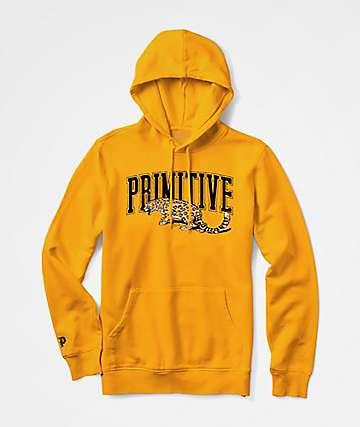 Primitive Strike Team Gold Hoodie