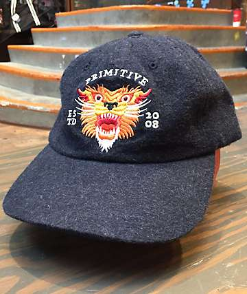 Primitive Traditional Navy Dad Hat