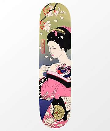 "Primitive Tucker Geisha 8.0"" Skateboard Deck"