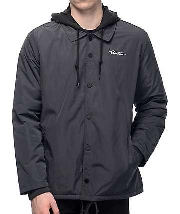 Primitive Two-fer Black Coaches Jacket