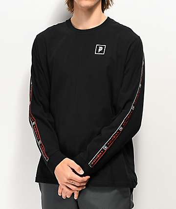 Primitive Ultra Black Long Sleeve T-Shirt