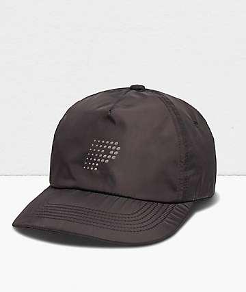 Primitive VHS Black Strapback Hat