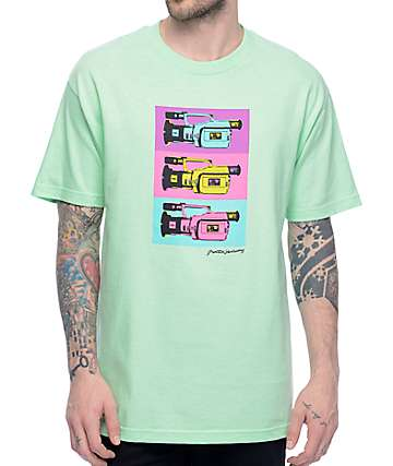 Primitive VX Pop Mint T-Shirt