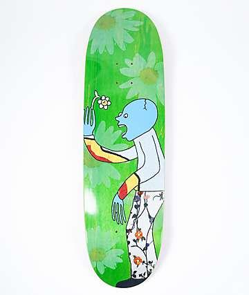"Primitive Villani Wilted 9.12"" Skateboard Deck"