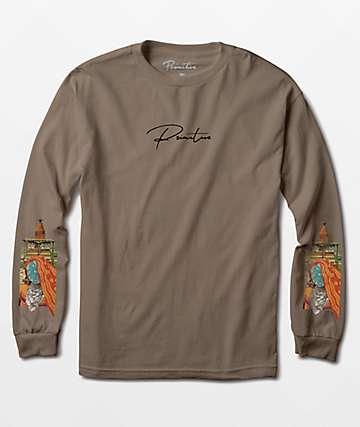 Primitive Voyager Safari Long Sleeve T-Shirt