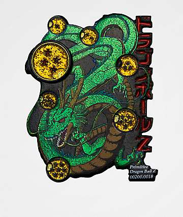Primitive x Dragon Ball Z  Shenron Club broche