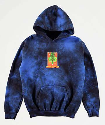 5cee28b0f Primitive x Dragon Ball Z Boys Shenron Blue Wash Hoodie