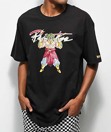 Primitive x Dragon Ball Z Broly Black T-Shirt