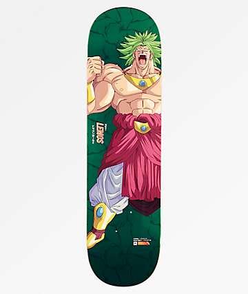 """Primitive x Dragon Ball Z Broly Super Saiyan 8.38"""" tabla de skate"""
