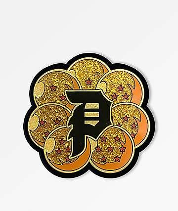 Primitive x Dragon Ball Z DBZ Dirty P Pin