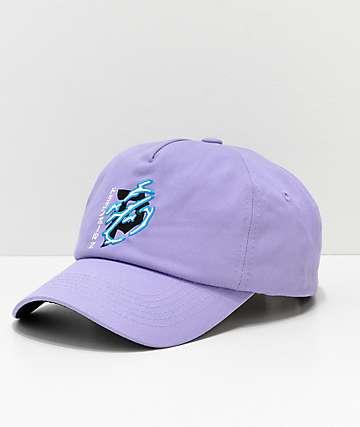 Primitive x Dragon Ball Z Dirty P Lightning Black Strapback Hat
