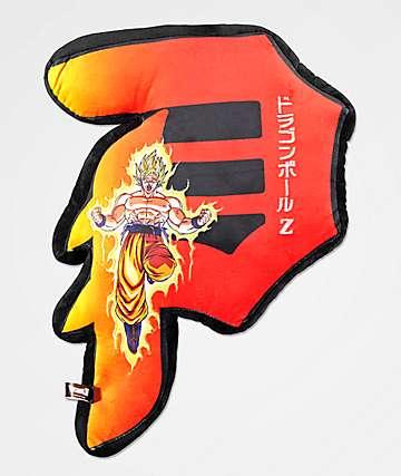 Primitive x Dragon Ball Z Goku Dirty P almohada