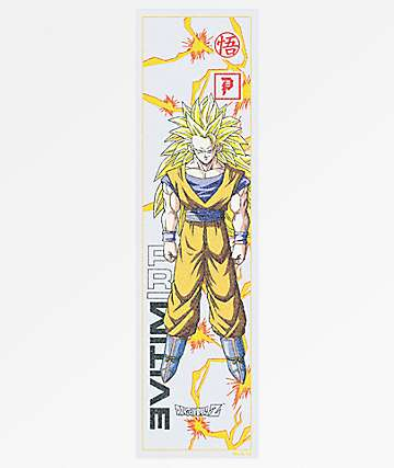 Primitive x Dragon Ball Z Goku Glow Grip Tape