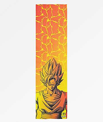 Primitive x Dragon Ball Z Goku Grip Tape