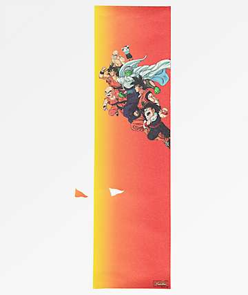 Primitive x Dragon Ball Z Gradient Grip Tape