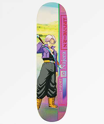 "Primitive x Dragon Ball Z Najera Trunks 8.0"" tabla de skate"