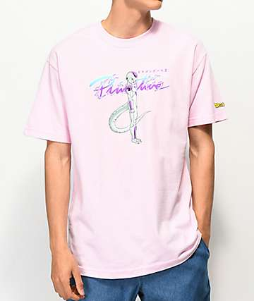 Primitive x Dragon Ball Z Nuevo Frieza Pink T-Shirt