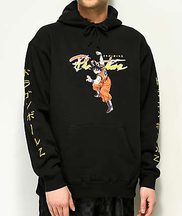 59eb26e4a Primitive x Dragon Ball Z Nuevo Goku Black Hoodie