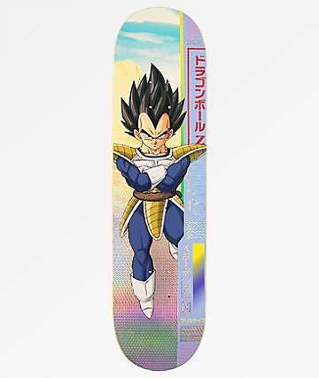 "Primitive x Dragon Ball Z O'Neill Vegeta 8.25"" tabla de skate"