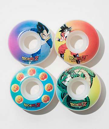 Primitive x Dragon Ball Z Rodriguez 51mm ruedas de skate
