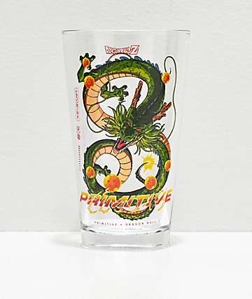Primitive x Dragon Ball Z Shenron Pint Glass