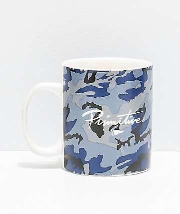 Primitive x Dragon Ball Z Signs Coffee Mug