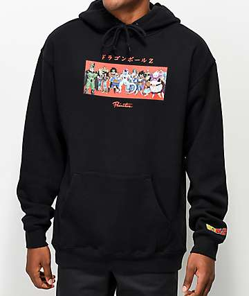 878de4c2ba8 Primitive x Dragon Ball Z Villains Black Hoodie
