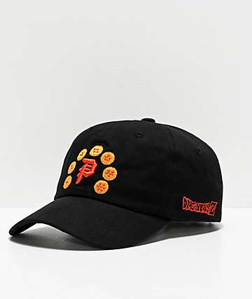 Primitive x Dragon Ball Z Wish Black Strapback Hat