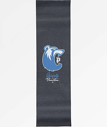 Primitive x Grizzly Grip Mascot Grip Tape