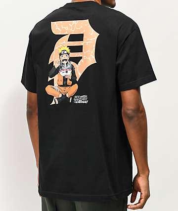 Primitive x Naruto Ichiraku Black T-Shirt