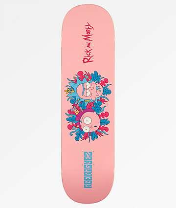 "Primitive x Rick and Morty PRod 8.0"" Skateboard Deck"