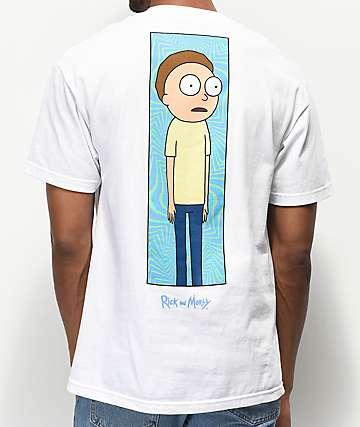 f5064c6a627d7 Primitive x Rick and Morty Rick Vortex camiseta blanca