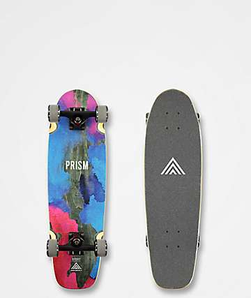 "Prism Biscuit Resin 28"" Cruiser Skateboard Complete"