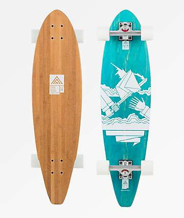 "Prism Chaser Artist Series 34"" Longboard Complete"