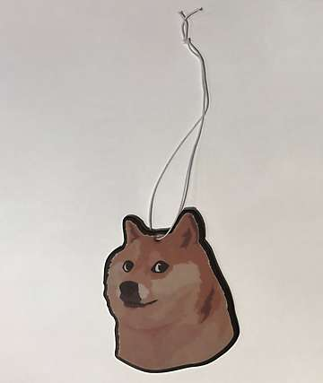 Pro & Hop Dog Meme Air Freshener