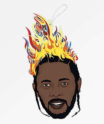 Pro & Hop Kendrick Fire Mango Air Freshener