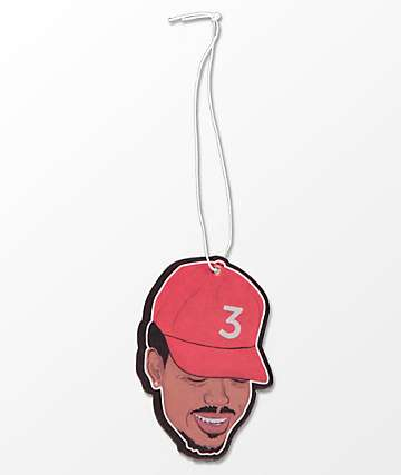 Pro & Hop Pineapple Scented Red Hat Air Freshener