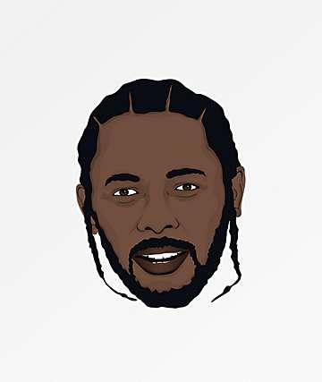 Pro & Hop Rapper Eyes Sticker