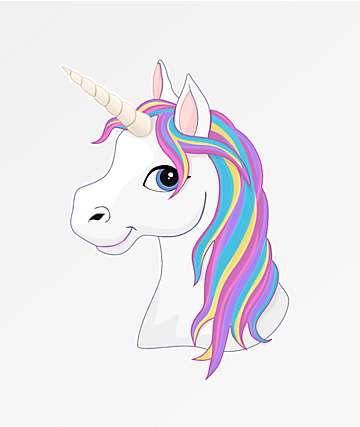 Pro & Hop Unicorn Sticker