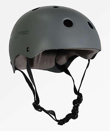 Pro-Tec Classic Skate Matte Grey Helmet