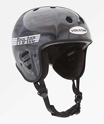Pro-Tec x Volcom Full Cut Cosmic Matter Snowboard Helmet