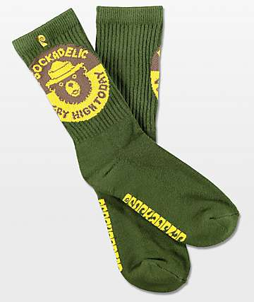 Psockadelic Tokey Scented Crew Socks
