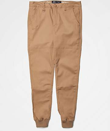 Publish Legacy Tan Jogger Pants