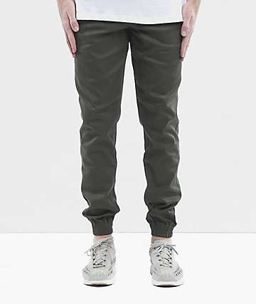 Publish Sprinter Olive Jogger Pants