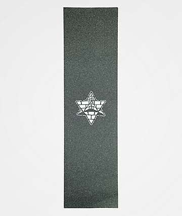 Pyramid Country Logo lija troquelada