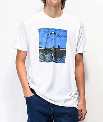 Pyramid Country Phoenix Lights II White T-Shirt