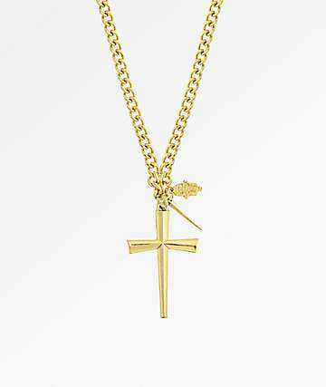 R By Ariel Blessings Gold Necklace