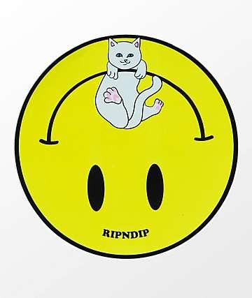 RIPNDIP Everything Will Be Okay Sticker